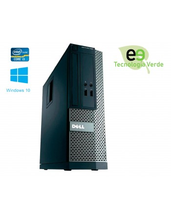 Dell Optiplex 790 SFF Intel Core i3-2120 3 3 Ghz 4 Gb 500 Gb Windows 10