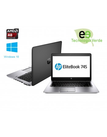 HP Elitebook 745 AMD A8...