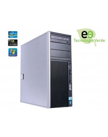 Worksation HP Z400 Intel...