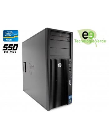 Workstation HP Z210 Xeon...