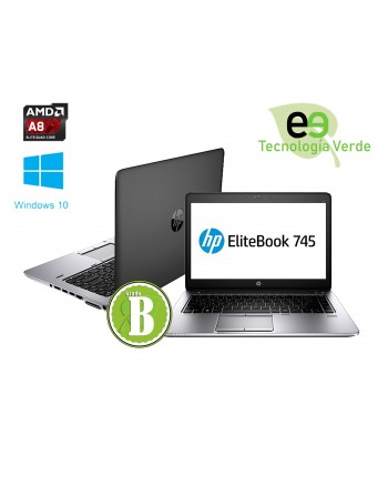 HP Elitebook 745 AMD A8...